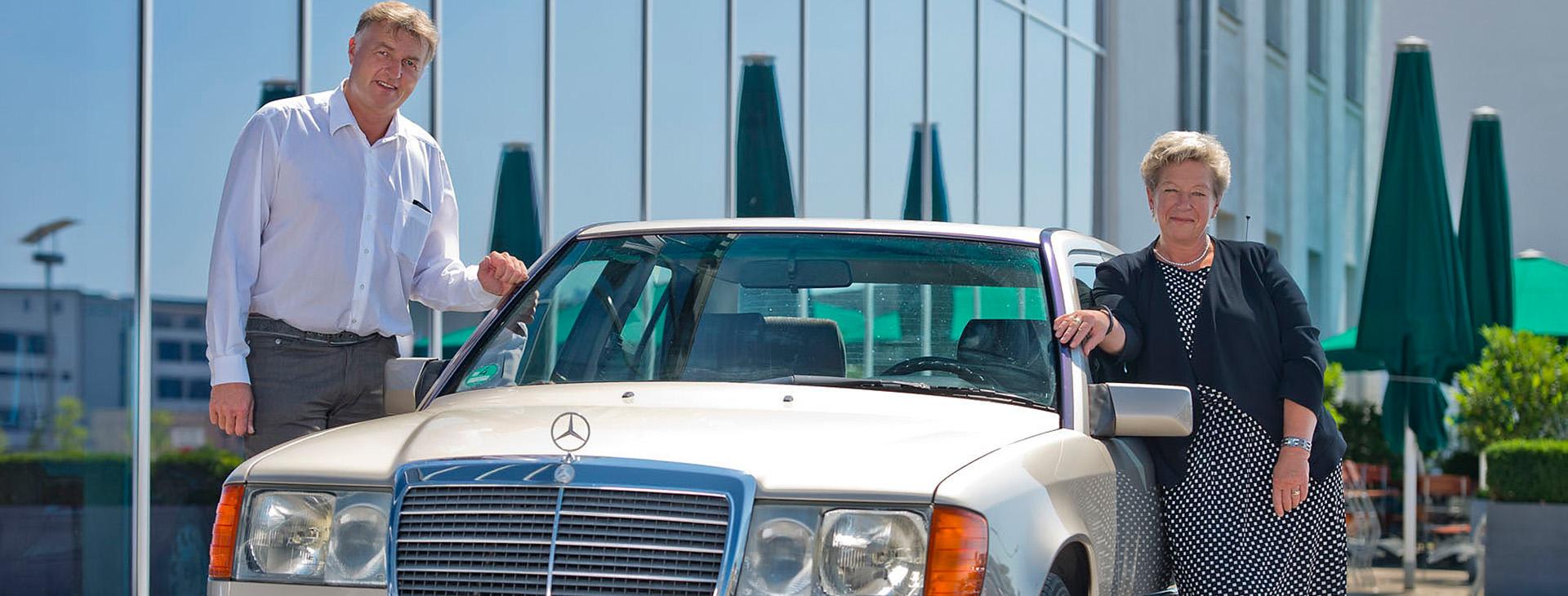 Kuschling & Passgang Mercedes
